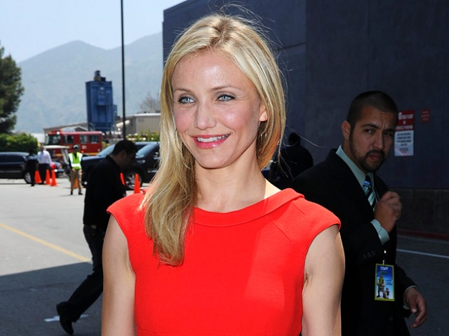 Cameron Diaz Talks Relationships & Thoughts of Having Children
