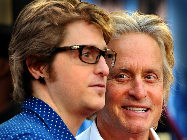 Michael Douglas' Son Cops to Drug Trafficking in NYC Court