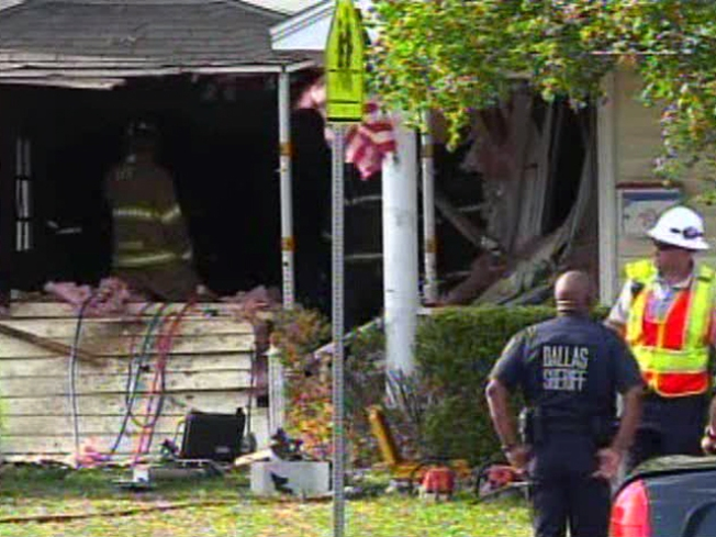 4 Kids Hospitalized After Driver Slams Into Living Room