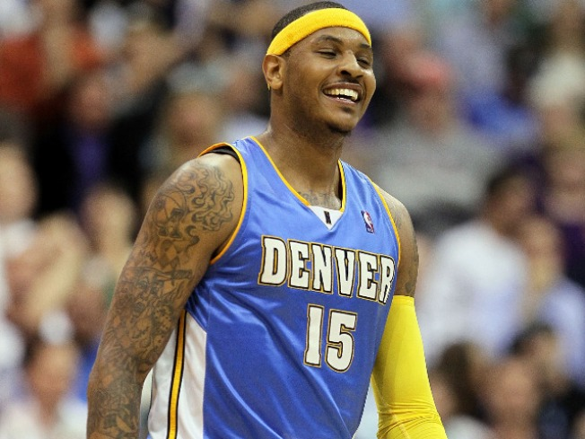 Carmelo Anthony Trade Talks Reach a Standstill