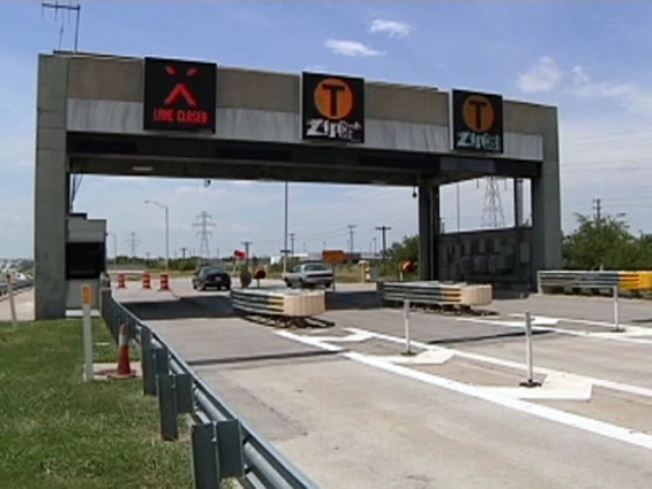 Lanes of Dallas North Tollway to Close Overnight Wednesday