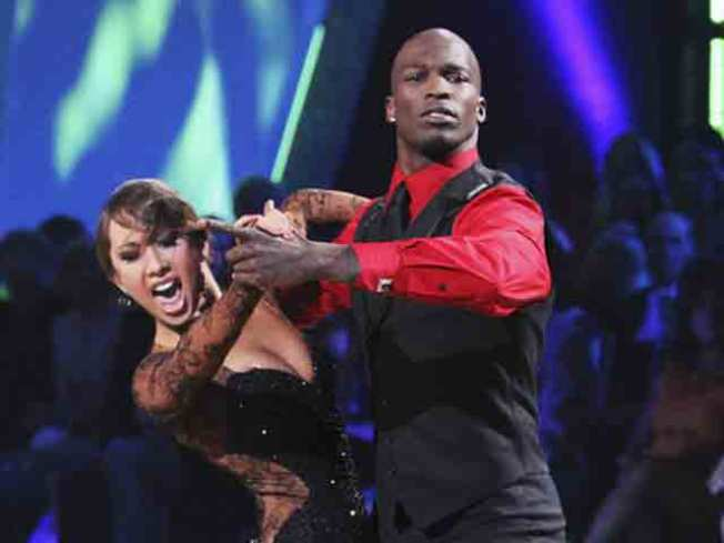"Chad Ochocinco Moves From ""Dancing"" to Dating Pool"