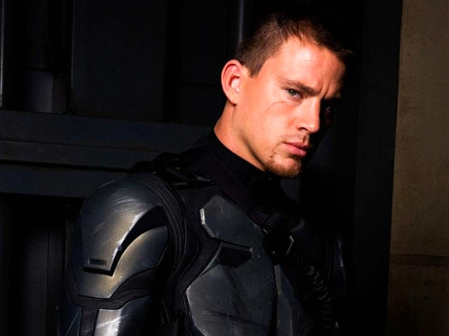"Channing Tatum Eyed for ""Captain America,"" Chace Crawford Out"