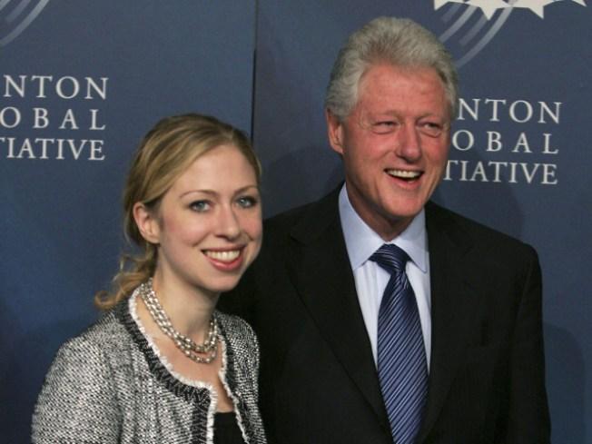 Bill Clinton: I Love My Future Son-in-Law