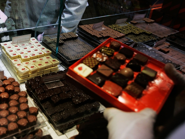 Chocolate Hits A Sweet Spot in Sour Economy