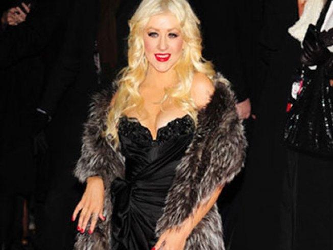 Get Christina's Glam Style