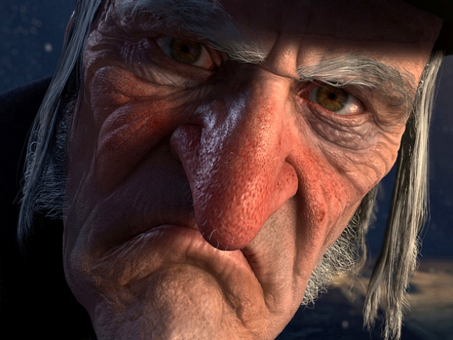 Carrey's 'Christmas Carol' Wraps Up $31M Weekend