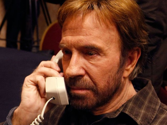 Chuck Norris Didn't Turn 70, 70 Turned Chuck Norris