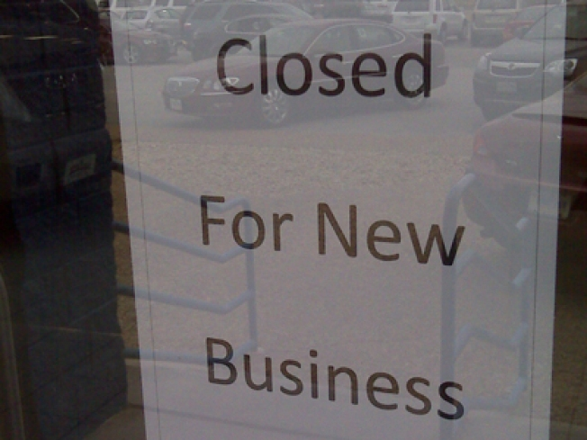 Family-Owned N. Richland Hills Dealership Closes