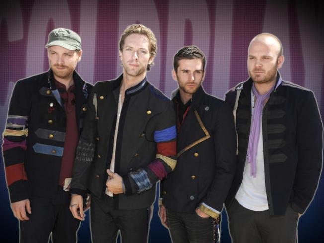 What You're Doing Tonight: Coldplay, Last Comic Standing, and Awesome Rap.