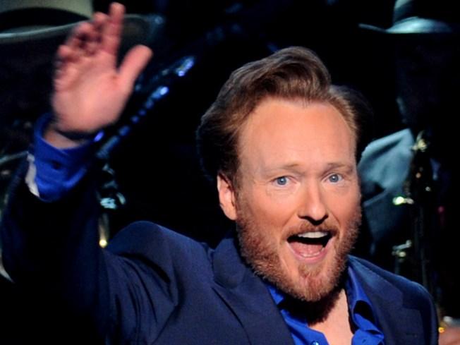 Conan O'Brien Headlines Turner's TBS Sales Pitch