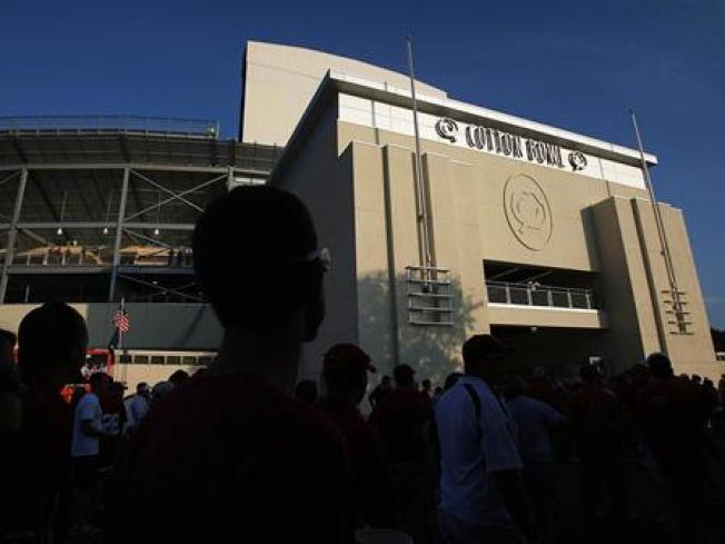 Texas, OU Game Secured for Dallas Through 2025