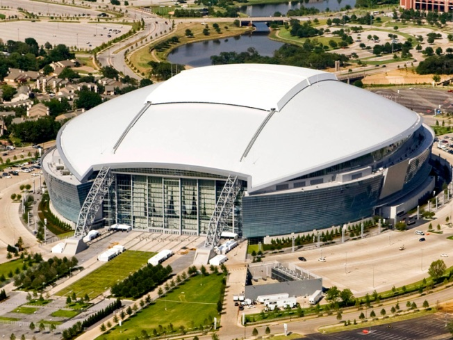 Contractor Cited in Workers' Fall at Cowboys Stadium