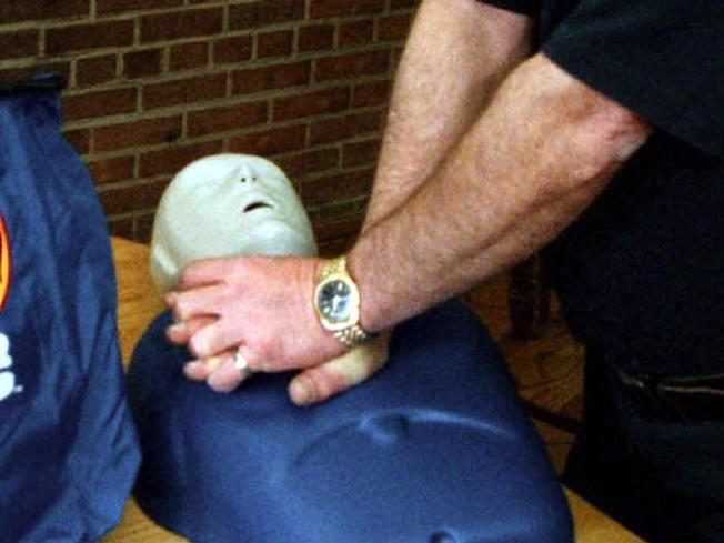CPR Switch: Chest Presses First, Breaths Second