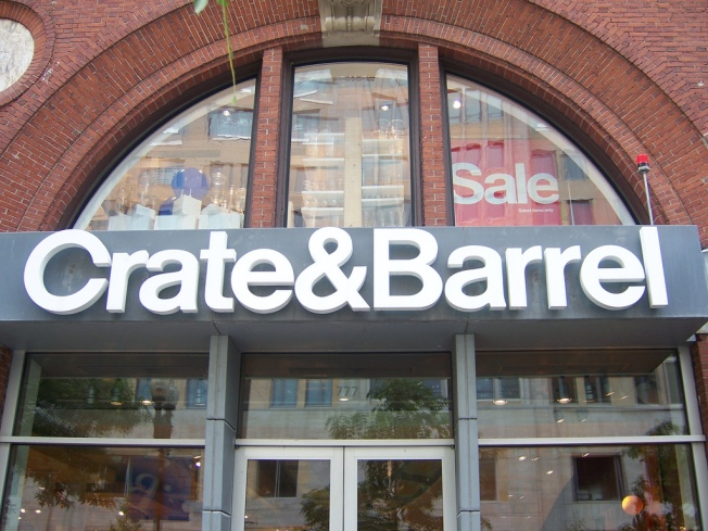 Crate and Barrel to Close Southlake Store