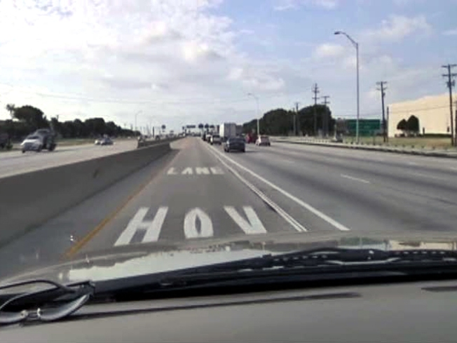 What Is Hov Lane >> Dart Mulls Tolls For Single Drivers To Use Hov Lanes Nbc 5