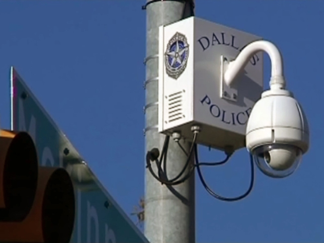 More Surveillance Cameras Could Come to Dallas