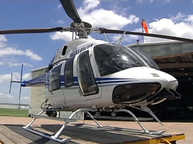 Dallas Police Chopper Could Go on City's Chopping Block