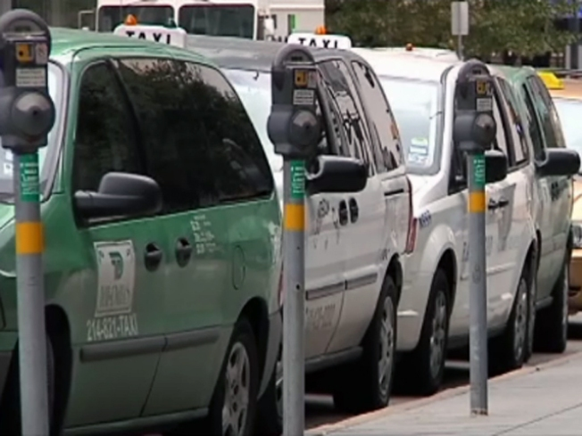 Taxis Hog Street Parking: Dallas Drivers