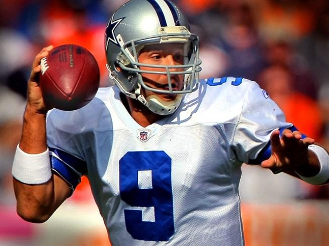 BFFs Haley, Romo Battle Sunday