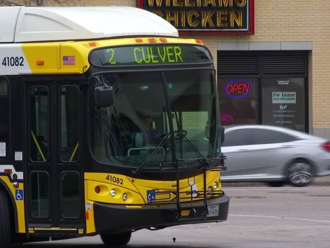 DART Buying CNG Buses