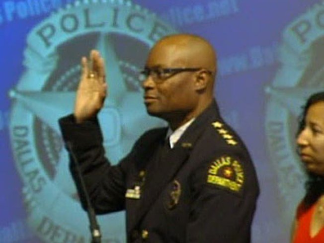 Dallas Has a New Top Cop