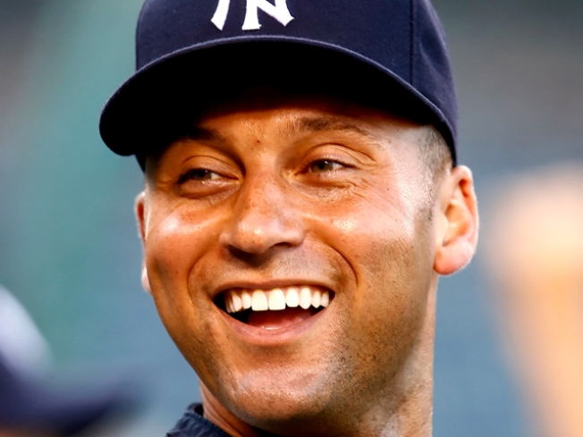 Derek Jeter is Sports Illustrated's Sportsman of the Year
