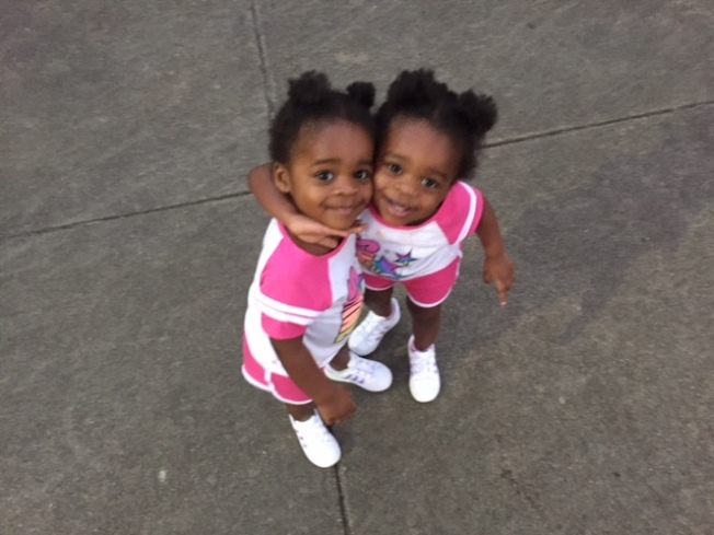 North Texas Twins Celebrate #NationalTwinsDay