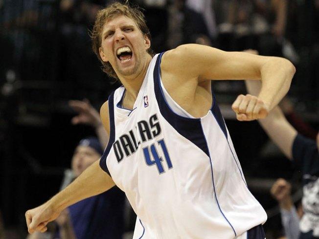 Dirk Works Magic Over Thunder