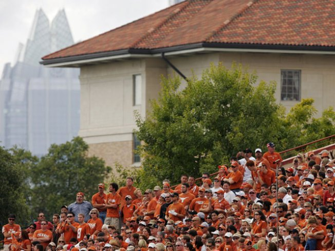 UT Named No. 1 Party School in America