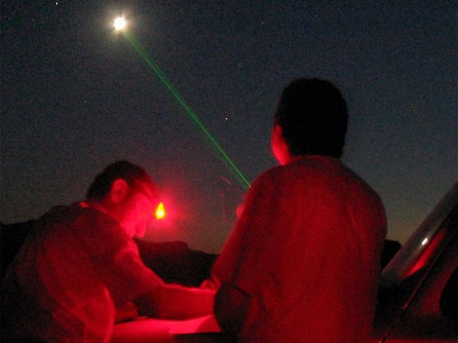FAA Concerned Over Rise in Lasers Pointed at Aircraft