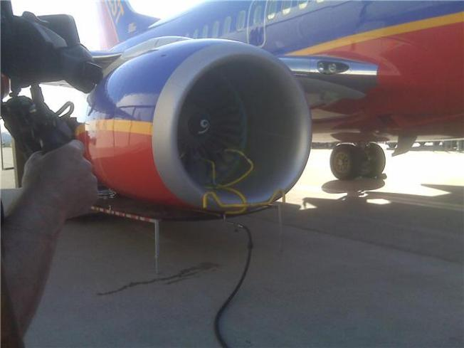 Cleaner Planes Equal Cleaner Environment