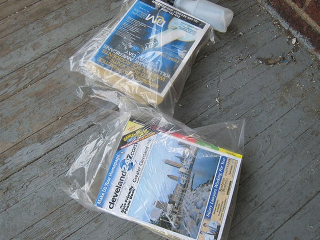 Bye, Bye White Pages