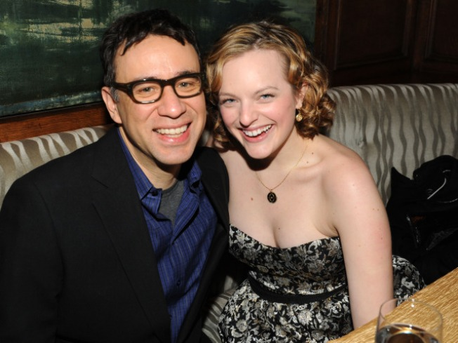 Fred Armisen and Elisabeth Moss Call it Quits