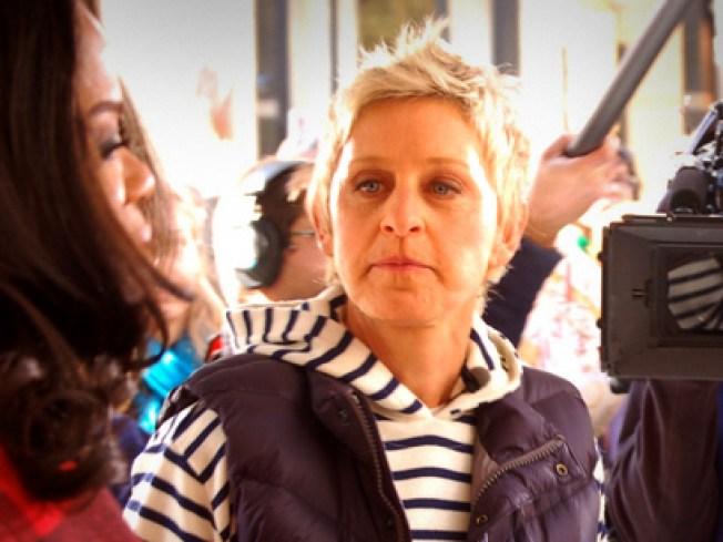 Ellen DeGeneres Reacts To News Oprah Winfrey Will End Talk Show In 2011