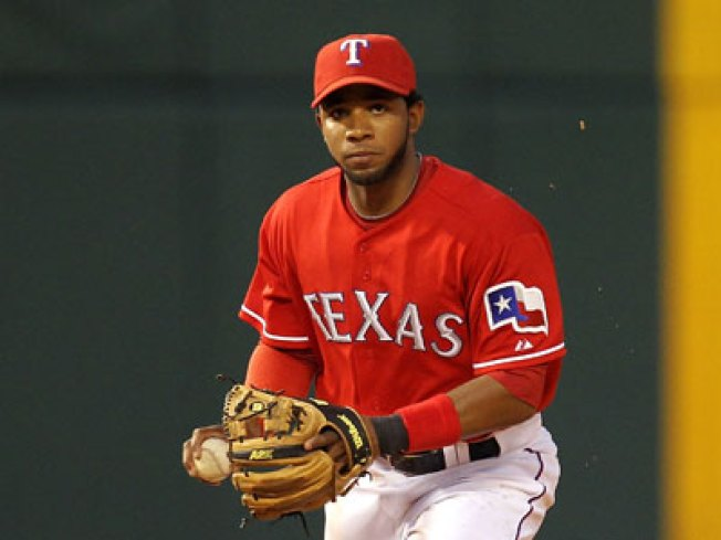 Rangers Bats Help Wilson Overcome Poor Night