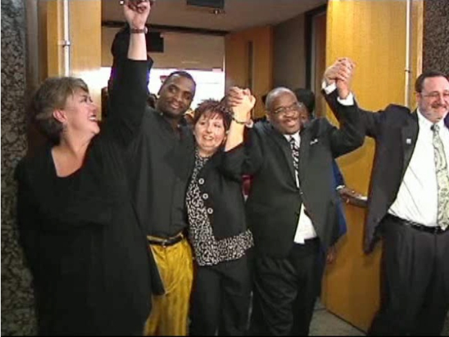 Exonerated Men Freed From Prison