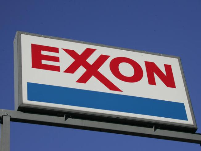 Exxon Pushes Wally World to Second Place
