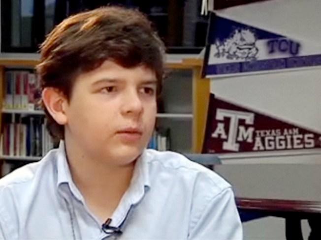 12-Year-Old Kid to Lobby Washington for Food-Allergy Legislation