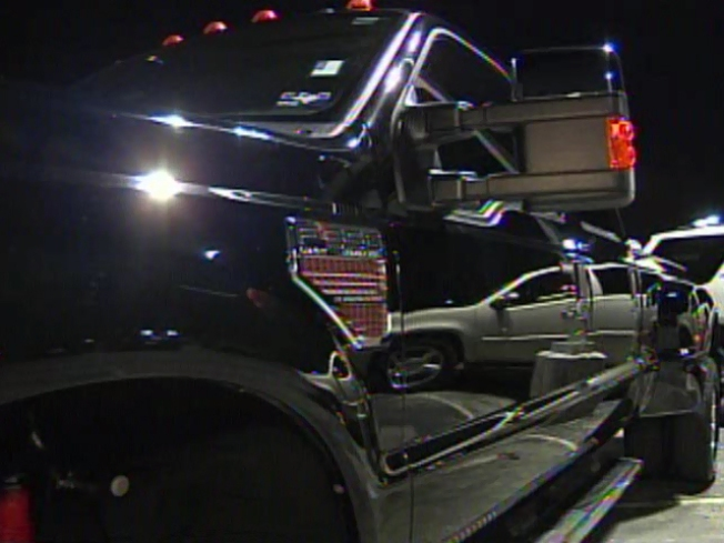 Patient Car Thieves Targeting Big Trucks, SUVs