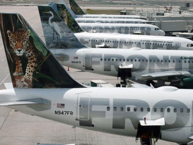 Frontier Bringing More Flights to DFW