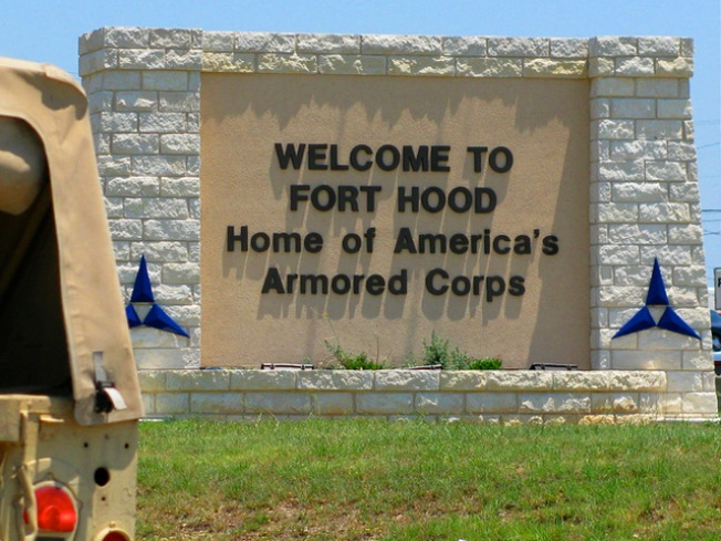 Fort Hood Officials Monitoring Grass Fire