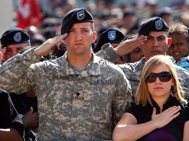 Texan of Year, Fort Hood Heroes