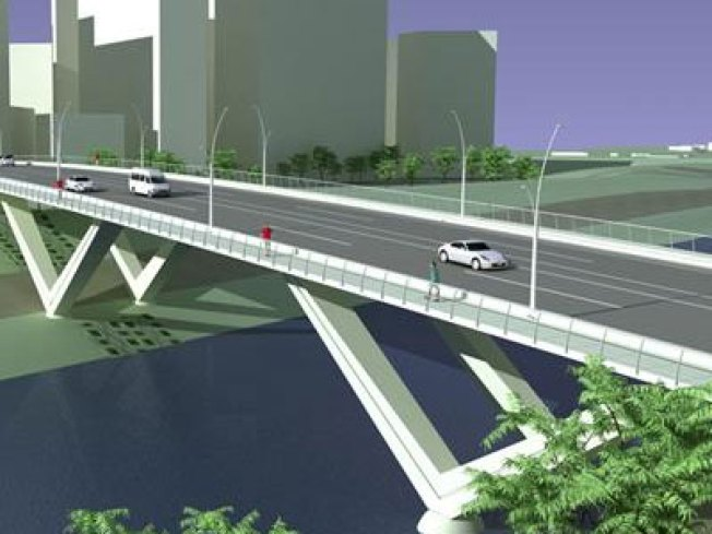 FW Trinity River Bridge Plan Revealed