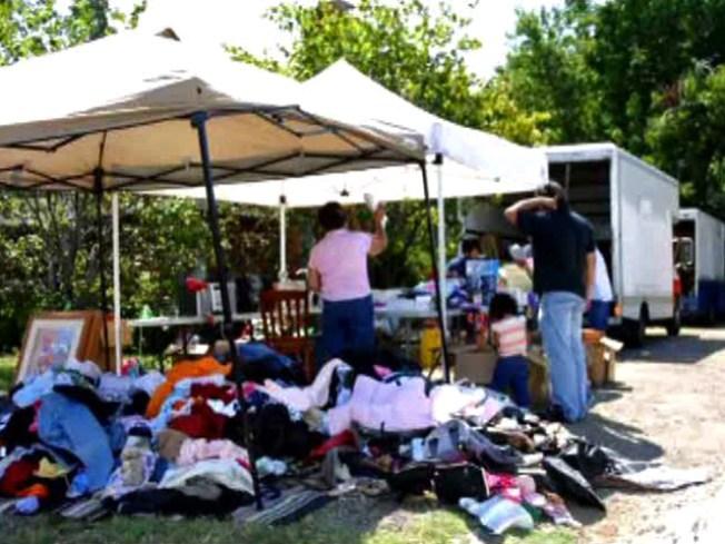 Grandma Upset About Garage Sales Trashing Her Hood