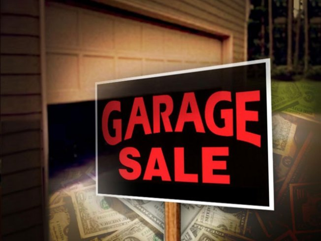 Local Web Site Riffs on Garage Sales