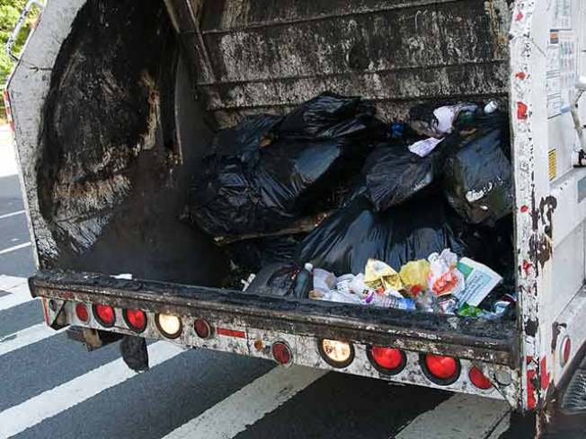 Dallas Moves to Once-A-Week Trash Pickup