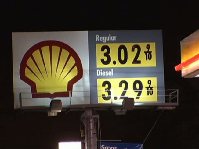 AAA: Fort Worth Most Expensive Gas