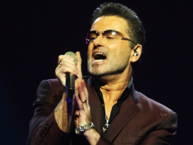 George Michael Arrested, Released After Collision