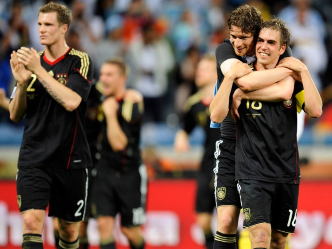 Germany Beats Argentina 4-0, Shuts Down Messi